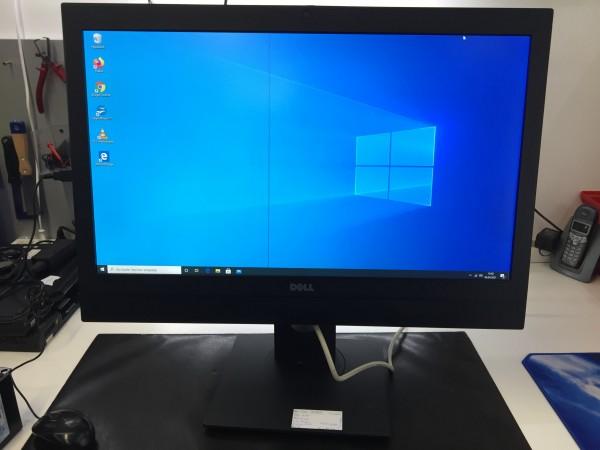 "Dell Optiplex 7440 AIO 23,8"" Intel Core i5-6600 4x3,30GHz 8GB 500GB Intel HD 530 CAM BLT B1"